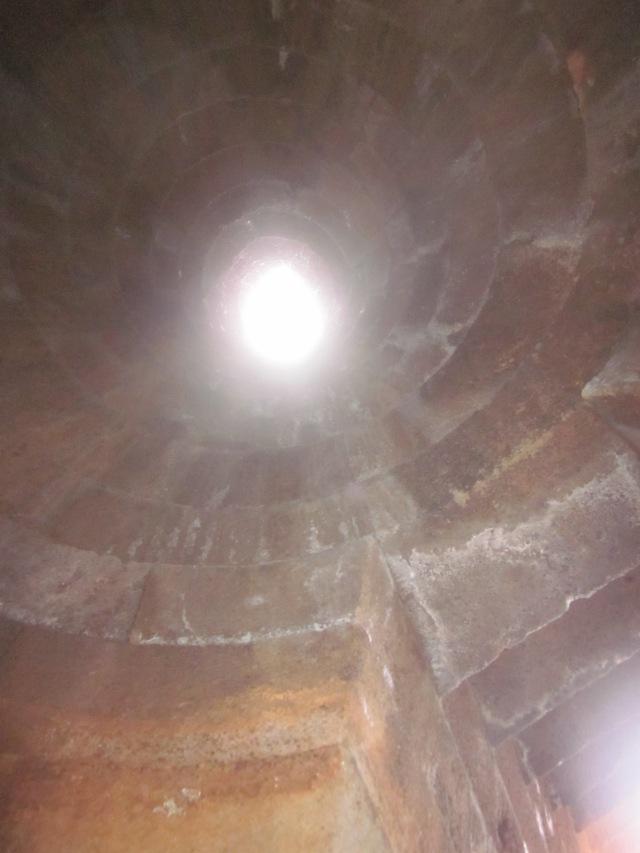 bronnenheiligdom Santa Cristina Sardinië