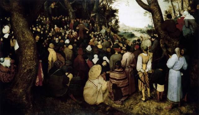 Prediking van St Jan 1566