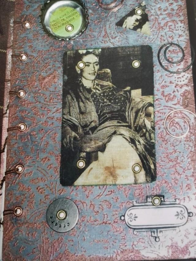 frida kahlo originele dagboek
